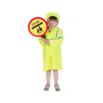 Crossing Patrol Officer Fancy Dress Set